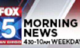 press on Fox 5 morning news
