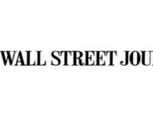 press in the wall street journal