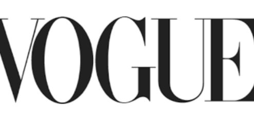 press in Vogue