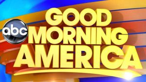 press on Good Morning America